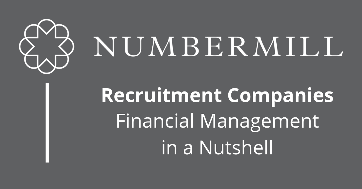 Recruitment Company – Financial Management in a Nutshell