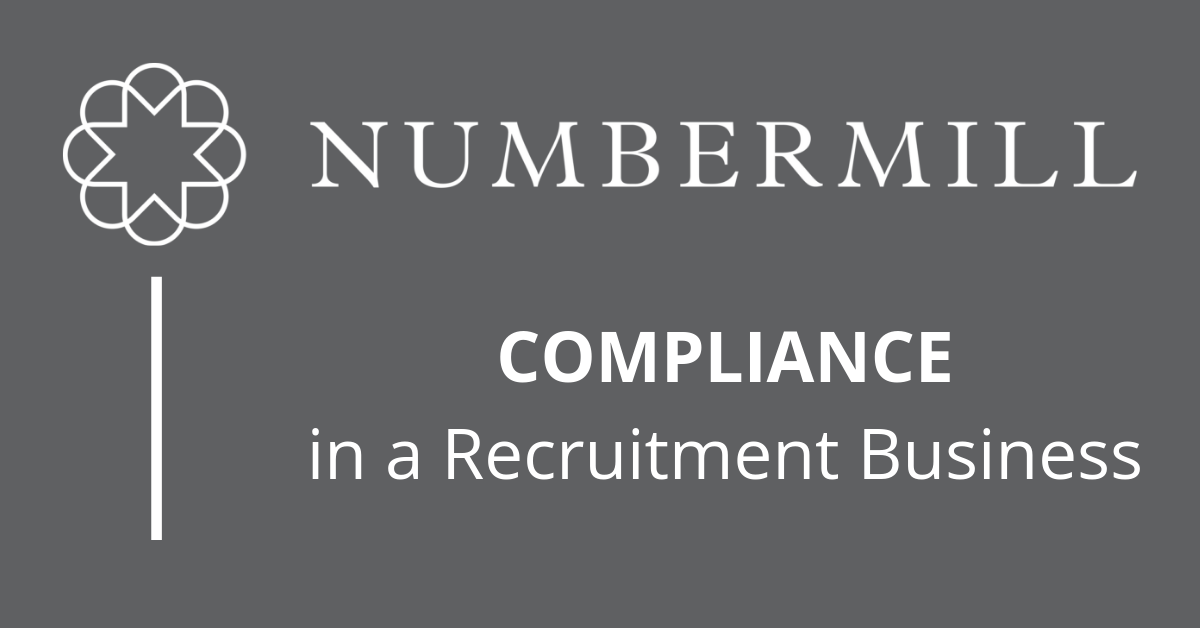 Compliance in a Recruitment Business
